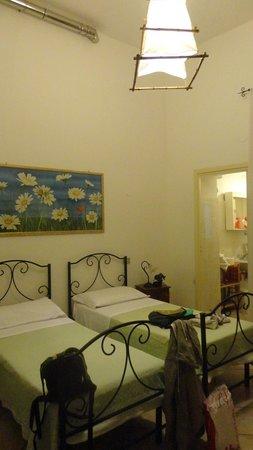 Janas Guesthouse B&B : Habitación donde dormimos