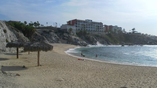 Misiones del Cabo: Private Beach