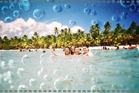 Memories Splash Punta Cana: !!Saona!!!