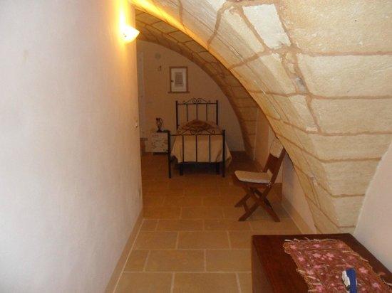 Palazzo Mellacqua: Corridoio