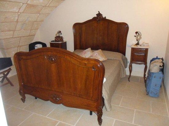 Palazzo Mellacqua: Camera da letto