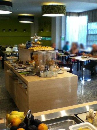 Hotel Polo : buffet colazione
