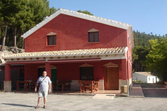 Camping Sierra Espuna: Restaurante Cercano