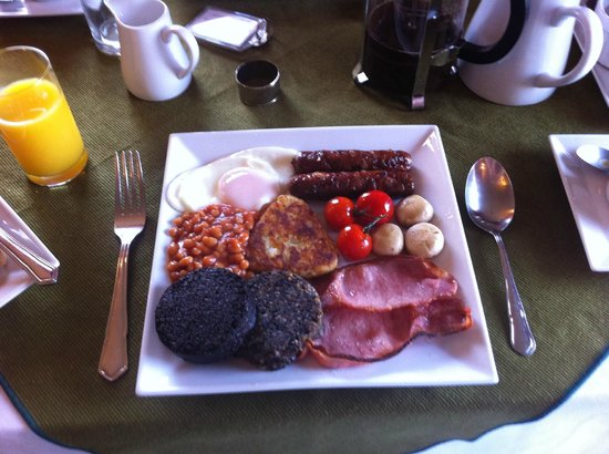 Rhins of Galloway : The Full Breakfast even beat me!