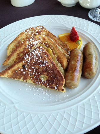 Lakehouse Grille: French Toast