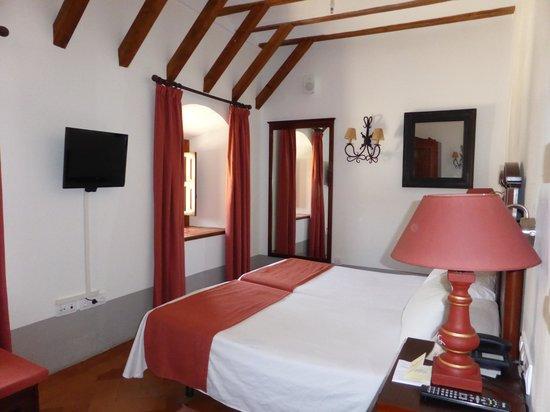 Hotel Convento de la Magdalena: Junior Suite-1