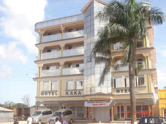 Hotel Kakanyero