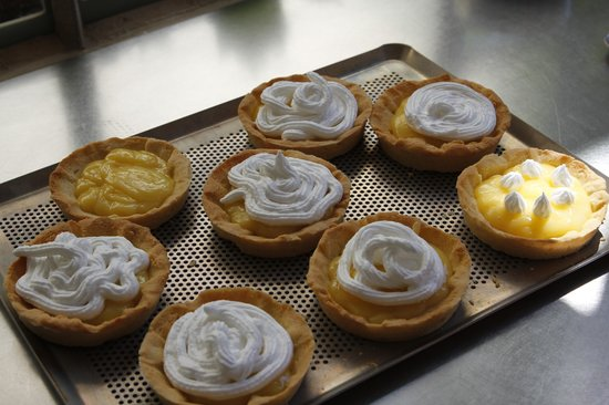 Cooking in Provence : exquise tartelettes au citron