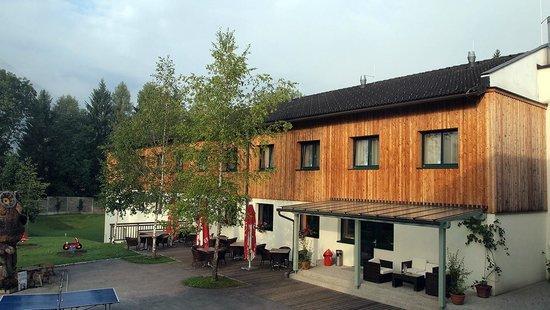 JUFA Hotel Bad Aussee: Hof
