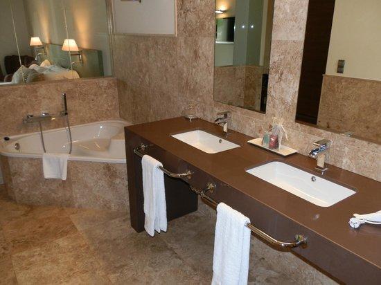 Hacienda Senorio de Nevada: Baño