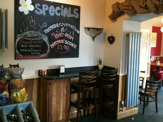 The Old Pump House: Special change daily