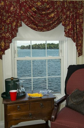 The Gananoque Inn and Spa: Inside view