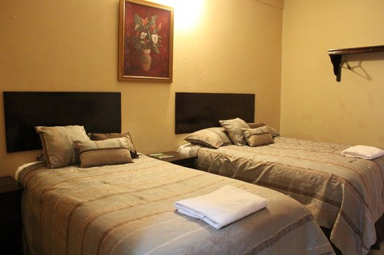 Hotel Las Margaritas: Habitación Doble