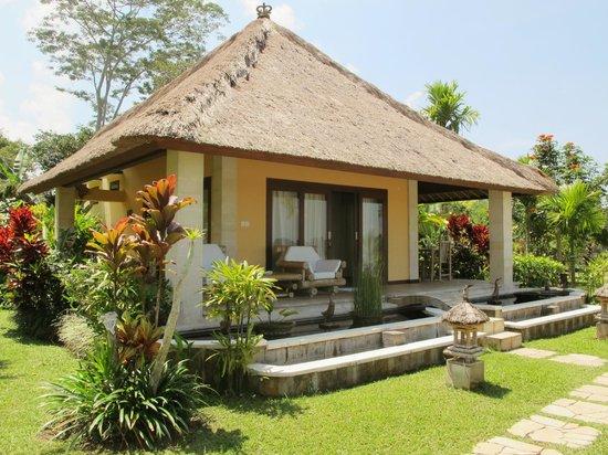 Villa Aruna: Our enchanting one room villa
