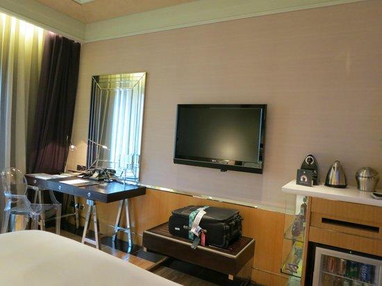 Hotel Eclat Taipei: Room