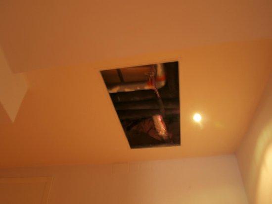 Hotel Fontecruz Sevilla Seises: soffitto corridoio hotel