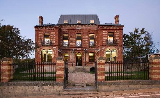 Villa Clementina Hotel: villa clementina vue exterieure