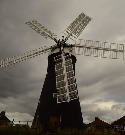 Holgate Windmill: restored windmill in york