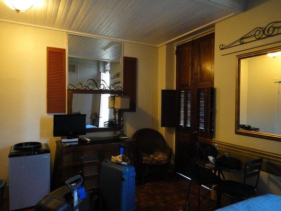 Hotel Belgica: habitación