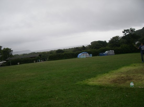 Oxwich Camping Park