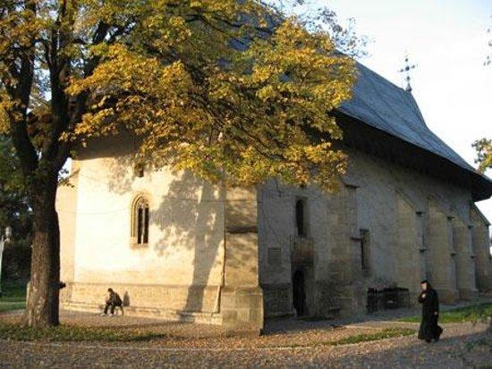 Radauti, رومانيا: Bogdana Monastery (Radauti - Suceava County)