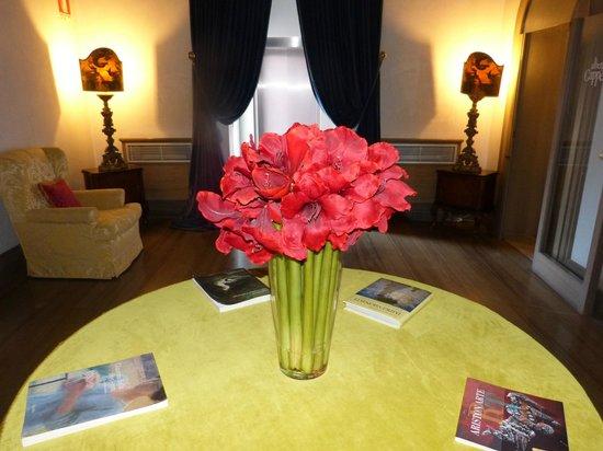 Albergo Cappello : guest area