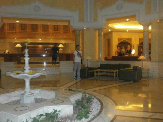 Residence Mehari Hammamet : Eingangshalle