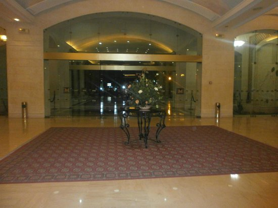 Residence Mehari Hammamet: Haupteingang