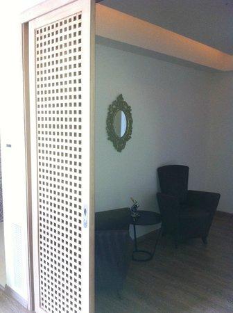 Belvedere Hotel : interior
