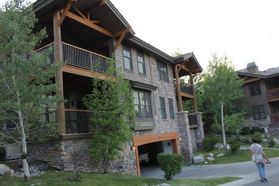 Grand View Lodge: Appartamenti
