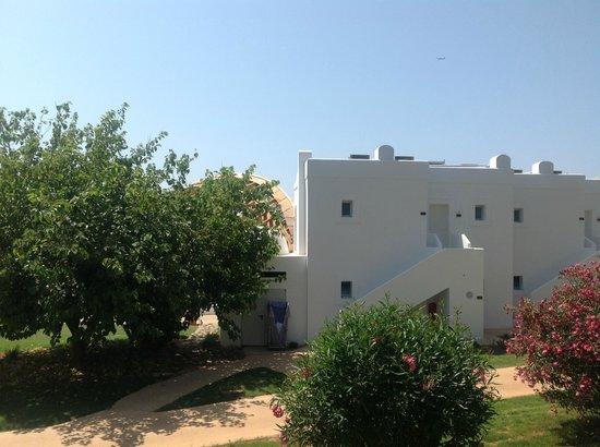 Destino Pacha Ibiza Resort: Hotelbereich