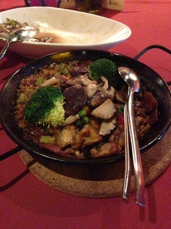 EL Cid Spanish Restaurant(JiaNing Street) : Chicken Paella