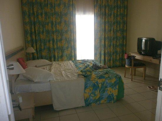 Residence Mehari Hammamet: Schlafzimmer