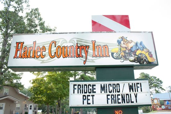 The Country Inn of Eureka Springs : Harlee Country Inn