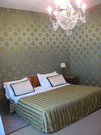 Albergo Cappello : bedroom