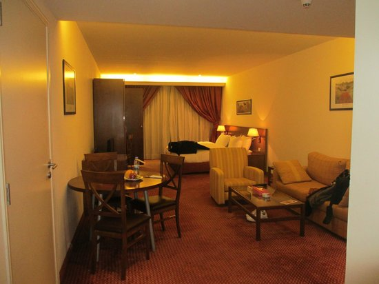 Markazia Suites : Room