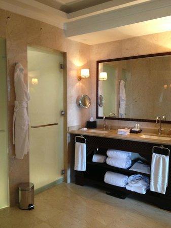The Pearl Marrakech: salle de bain