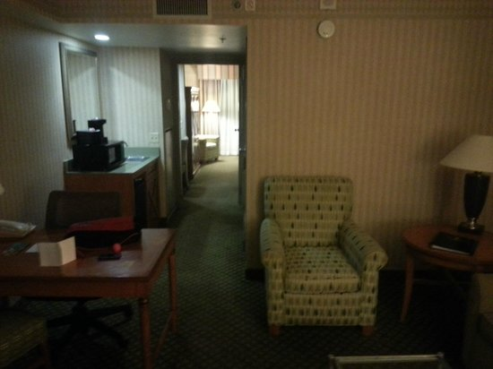 Embassy Suites Newark - Wilmington/South: Suite