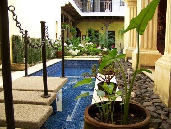 Hotel Vilaflor: Desde master suite