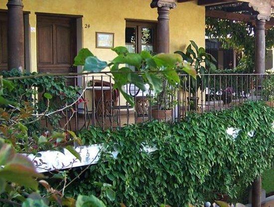 Hotel Vilaflor: áreas de descanso
