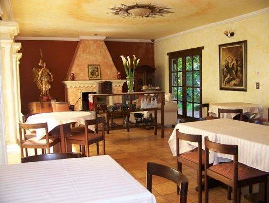 Hotel Vilaflor: Salón Comedor