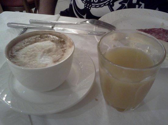 Hotel Fenice: café da manhã