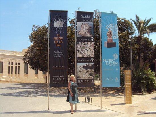 MARQ Museo Arqueológico de Alicante: анонс выставок в музее