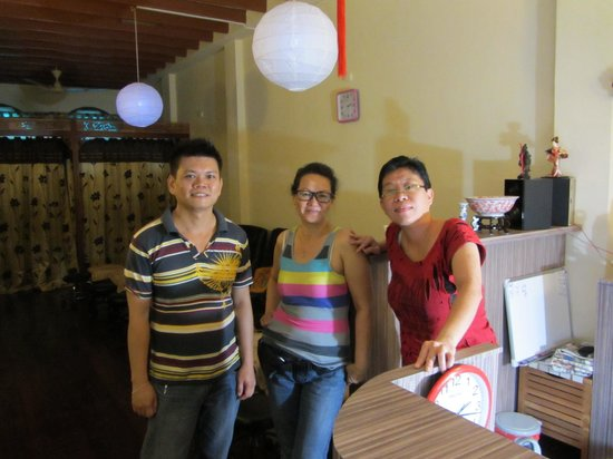 One One Reflexology & Healthcare Center: Our friendly staff