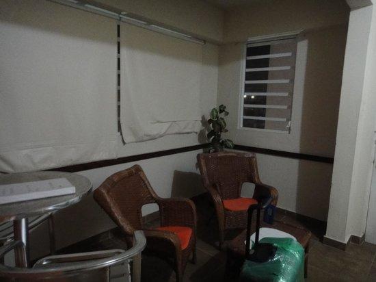Dreams Hotel Puerto Rico: sala de estar de la habitación