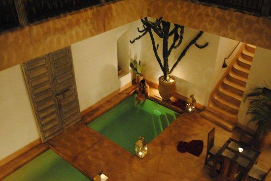 Riad de Vinci: Un relajado baño tras la ciudad