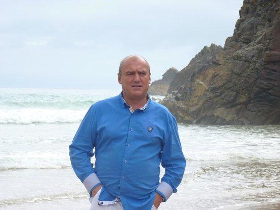 Hotel Mirador de La Franca: la franca playa