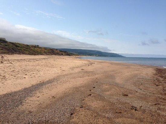 Cabot Links Resort: Inverness Beach