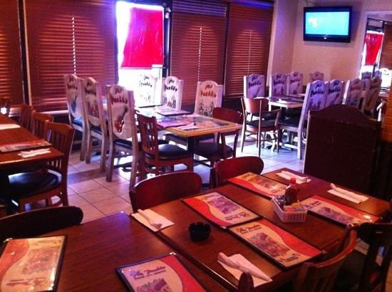 Mi Pueblo : a lot of room for party's