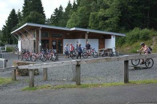 Kielder Cycle Center